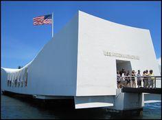 Visit the USS Arizona Memorial !!The USS Arizona Memorial  honors the lives on…