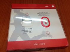 Nike Sensor + iPod | Thimble CrackER