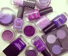 #purple #loveit #pretty #nailpolish #girly