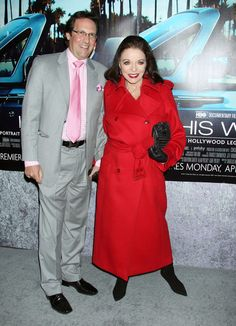 2011.03.22  Percy and Joan arrived at the premiere of the HBO documentary ´His Way´ at Paramount Studios 22.März 2011 in Hollywood