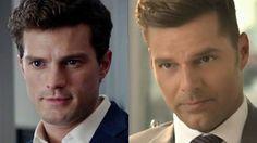 """¿Ricky Martin protagoniza """"50 sombras de Grey""""?: mira el video"""