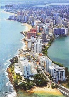 Mi bello Puerto Rico...