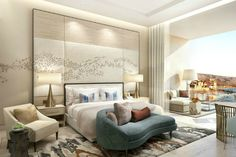 Four Seasons Taghazout in Morocco | Hotel Interior Design. Hotel Interiors. Hotel Furniture Design. Luxury Real Estate. Modern Interior Design. #hotelinterior #furnituredesign Find more inspiration at: http://brabbucontract.com