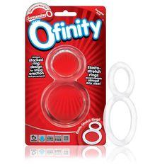 ANILLO DOBLE SCREAMING O OFINITY ANILLO DOBLE SCREAMING O OFINITY. Este anillo doble para pene elástico tiene un propósito: ayudarte a mantener tus erecciones durante más tiempo. ...  #SCREAMINGO