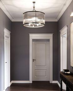 Painting Trim, Planer, Paint Colors, Living Room Decor, Ceiling Lights, Colours, Interior Design, Lighting, Inspiration