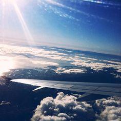 Airplane Flight / Jennifer Chong @Jennifer Chong on instagram