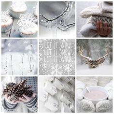 winter white - by Myra Madeleine