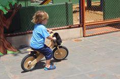 Brincando por aí de Runna! #bicicleta #bike #minhaprimeirabike