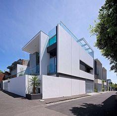 Oban House by David Watson Architect modern house