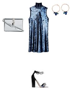 """""""Untitled #1011"""" by elenekhurtsilava ❤ liked on Polyvore featuring Miss High & Low, Giambattista Valli and Dolce&Gabbana"""