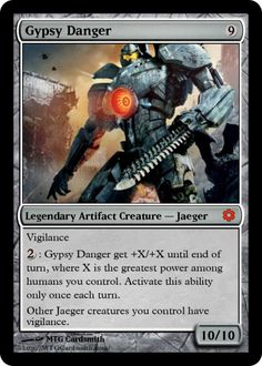 Gypsy Danger by BladeoftheLegion