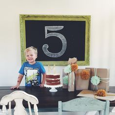"""""""Mama, when I turn five tomorrow I'm going to need a new name, a much better name.....Call me Mad Chocolate."""" Today he turned FIVE!  My first born.....Mad Chocolate."""
