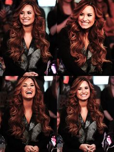 Esta carinha, este cabelo, este sorriso, este corpo, está mulher. I LVEO YOU DEMETRIA LOVATO <3 <3 <3 <3 <3