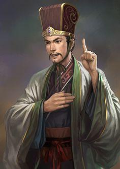 Xun Yu by CT-115.deviantart.com on @DeviantArt