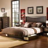 Found it at Wayfair - Infinity Queen Storage Platform Bed