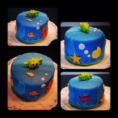 Mi torta fondant