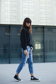All Star — teastories All Star, Mom Jeans, Normcore, Denim, Stars, My Style, Blog, Pants, Fashion