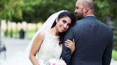 White Memorial Chapel Wedding Video Teaser with Allison + Kaelii