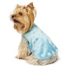 Pin for Later: Dress Your Dog in Disney For Halloween This Year Frozen Princess In PetSmart stores