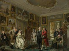 Adriaan de Lelie | 1794-1795 | The Art Gallery of Jan Gildemeester Jansz