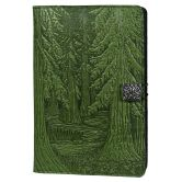 Leather Kindle Cover | Forest in Fern - Beautiful kindle covers!