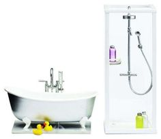 Lundby Smaland Shower + Bath