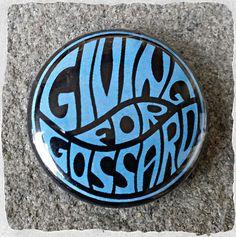 Button - Giving For Gossard – wishlistfoundation