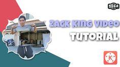 ZACK KING VIDEO TUTORIAL || EDITING TRICKS || ZACH KING VINES 2017 NEW https://youtu.be/5e7qj7cIges