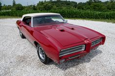 1969 PONTIAC GTO CONVERTIBLE - Barrett-Jackson Auction Company - World's Greatest Collector Car Auctions
