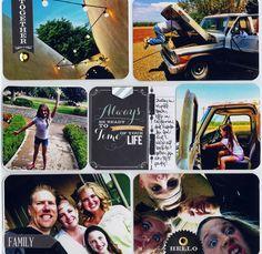 Project Life Teresa Collins Memorabilia Collection - Left - Scrapbook.com