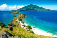 Sambawan Island, Leyte Philippines