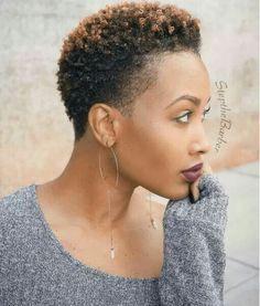31 Best Short Natural Hairstyles for Black Women   Nightwear, Eyebrow makeup tips and Black women