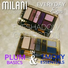 iheartoffbeat: Milani Cosmetics Everyday Eyes Eyeshadow Collections {Review, Swatches & Looks}  #iheartoffbeat #milani #milanicosmetics #everydayeyes #makeup #makeupaddict #makeupartist #makeupblogger #makeupjunkie #makeuplover #ilovemakeup #beauty #beautyblogger #beautyexpert #review #swatches #motd #fotd #bblog #bbloggers #bblogger #blog #blogging #palmsprings #socal #coachellavalley
