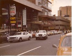 Pretoria Street. Hillbrow Johannesburg City, Africa Day, South Afrika, My Family History, Pretoria, Old Pictures, Landscape Photography, Old Things