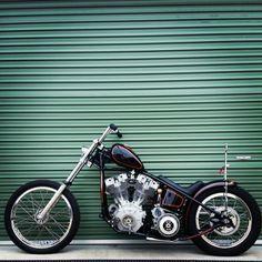 Chopper Inspiration - Shovelhead chopper | Choppers and Custom Motorcycles | utwo August 2015