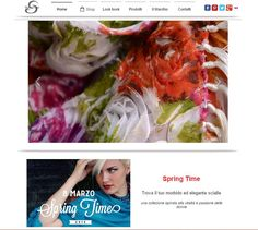 Our home page...spring time! #marinafinzi #MadeinItaly