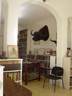 Ernest Hemingway's house, Cuba | Furry Girl | Flickr