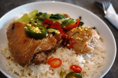 3 Signs that Filipino Cuisine will be Mainstream in 2016 (Onefold: chicken adobo)   Westword.com