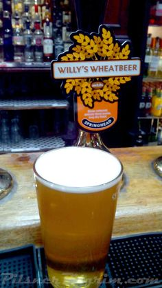 Springhead Willy's Wheatbeer