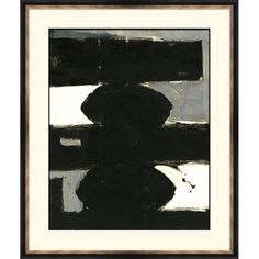 Abstract : Abstract Homage to Motherwell