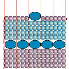 Beading on a Loom – Various Size Beads | Beading Techniques | Fusion Beads