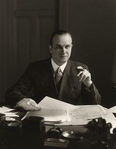 August Sander: Bankier, 1929