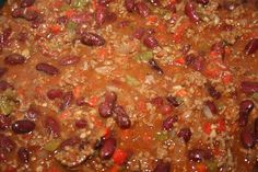 "La Cuisine de Bernard: Le ""Chili Con Carne"""