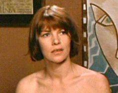 "The phenomenal GLENDA JACKSON in ""Women in Love"" (1970)."