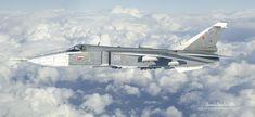 ArtStation - Sukhoi Su-24, Antonis Karidis