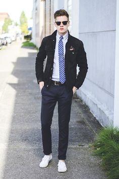 Leon  David - Selected Jacket - THAT'S IT Japanese street fashion
