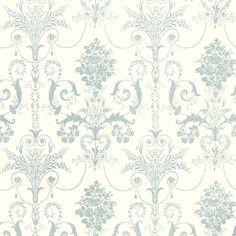 Duck egg blue wallpaper YUM