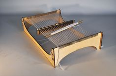 wood weave fablab - Google Search