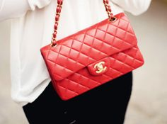 My next handbag will be Chanel.  So timeless and grown-up!