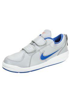 Nike Performance - PICO 4 - Sneakers laag - wolf grey/blue/bright crimson